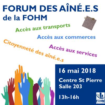 forum des ainés
