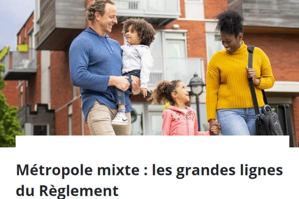 règlement, métropole, mixte, ville montréal, famille mixte, couple, enfant