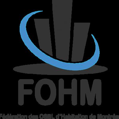 Nouveau Logo de la FOHM vertical