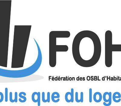Logo de la FOHM horizontal