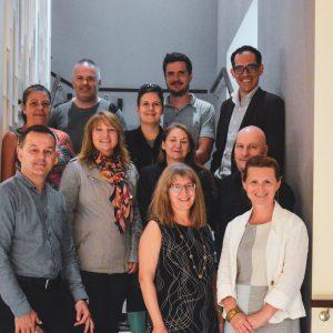 Conseil d'administration de la Fédération des OSBL d'habitation de Montréal)