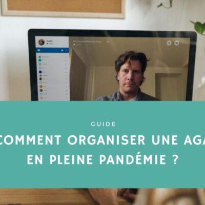 Guide AGA en temps de pandémie, vidéoconférence